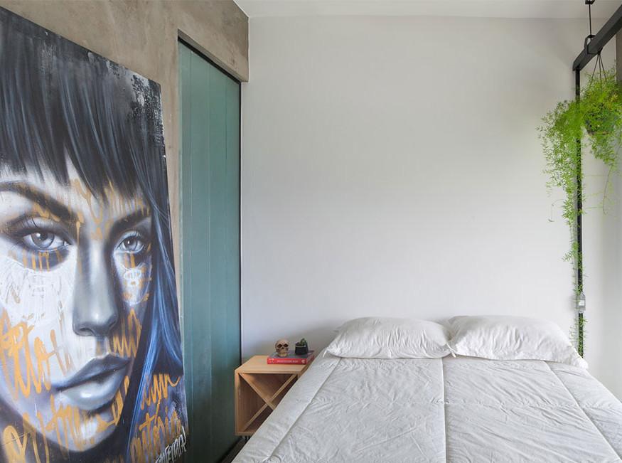 Micro-living: 24 кв. метра в Сан-Паулу