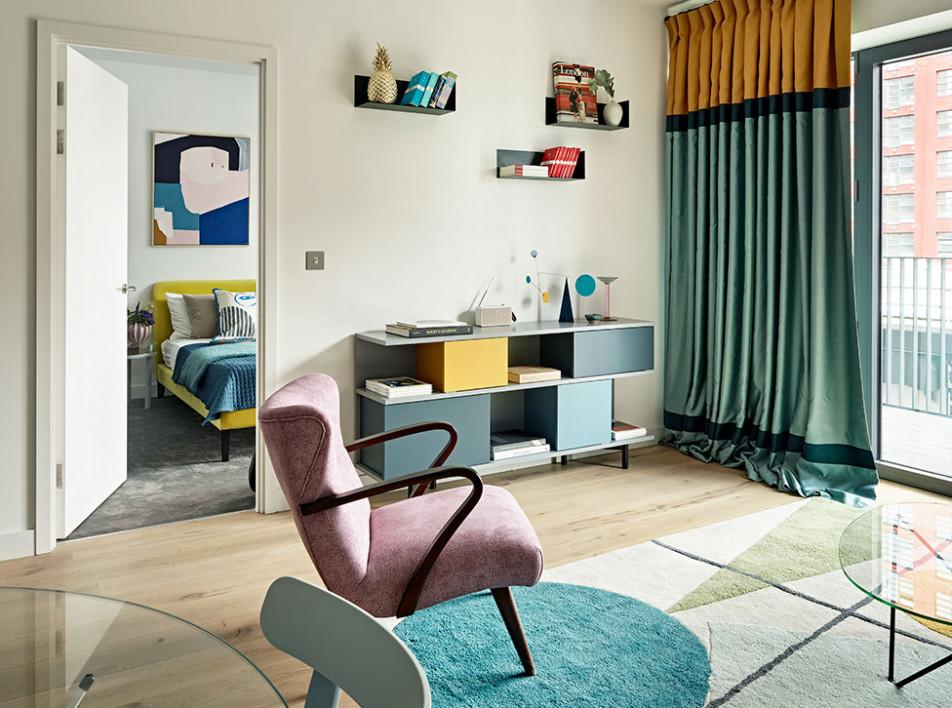 Наталья Маслова: квартира для сдачи в аренду в Лондоне