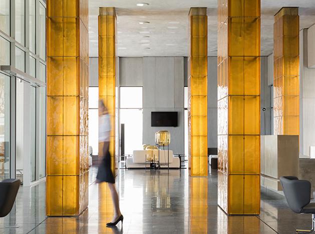 Nefa Architects: бизнес-терминал аэропорта Платов