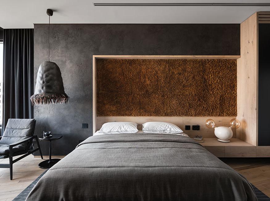 Sergey Makhno Architects: апартаменты для европейца