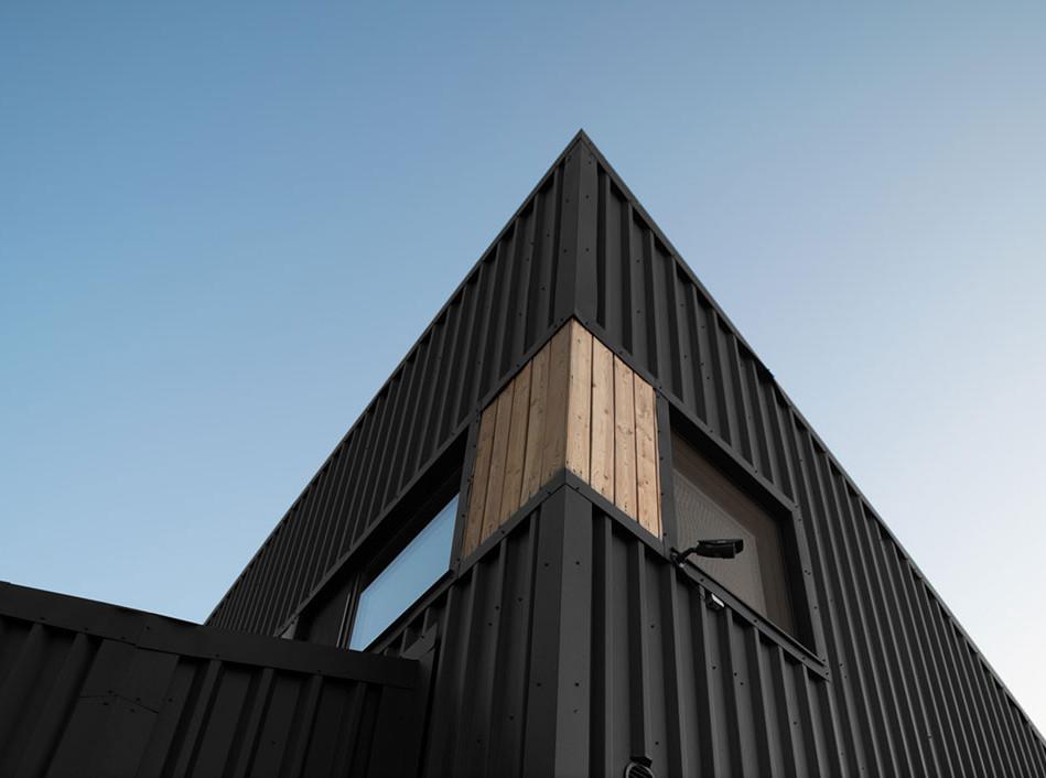 Spirin Architects: префаб под Саратовом