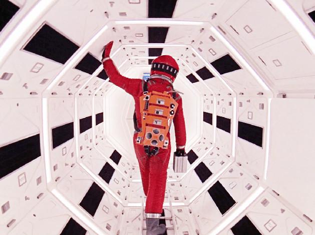 Стэнли Кубрик в лондонском Музее дизайна