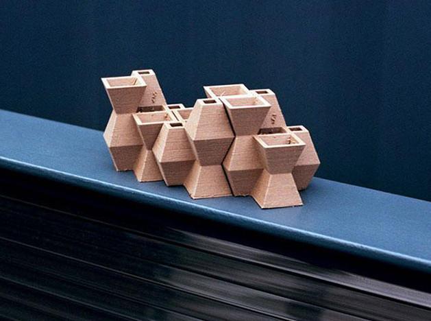 COS на Миланской недели дизайна: 3D-печать Маму-Мани