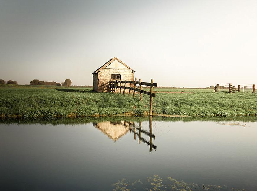 Голландские берега на фотографиях Клэр Дропперт