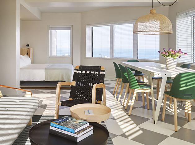Asbury Ocean Club Hotel: курортный отель в Нью-Джерси