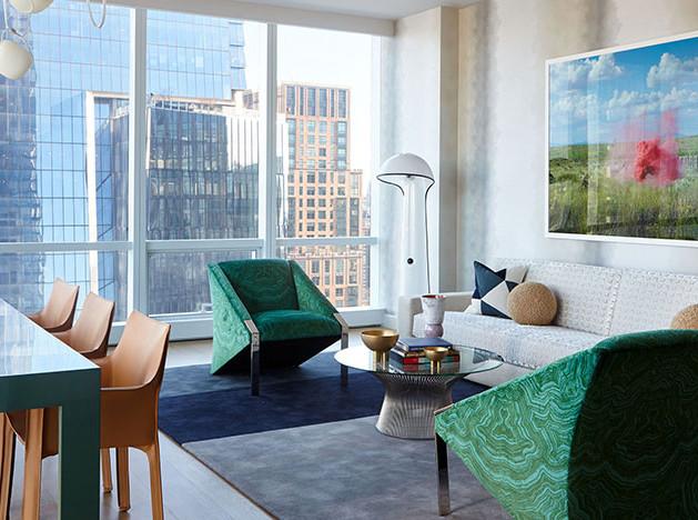 Элена Фрэмптон: апартаменты в 15 Hudson Yards