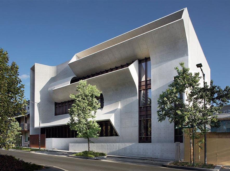 Уникальный дом по проекту Smart Design Studio