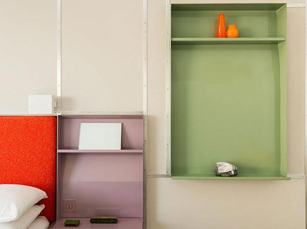 Archmongers: цветная квартира в Барбикане