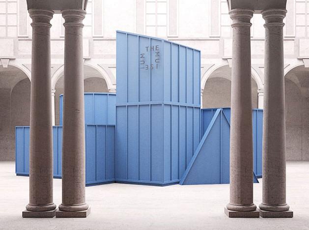 Голландский музей во время Миланской недели дизайна