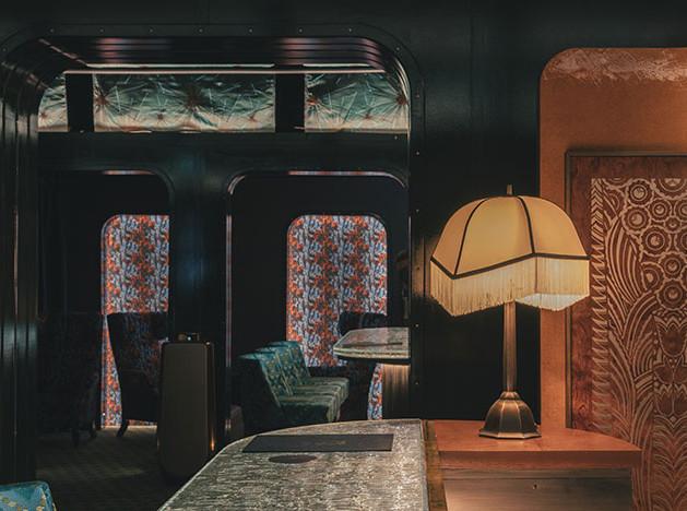 Парижский бар Atelier 27