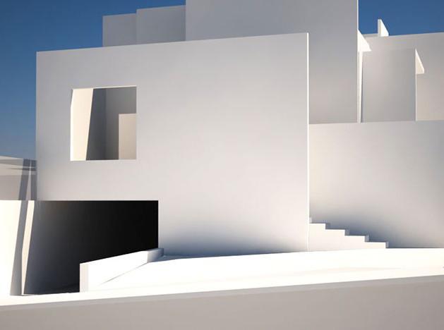 Белые здания: 15 проектов