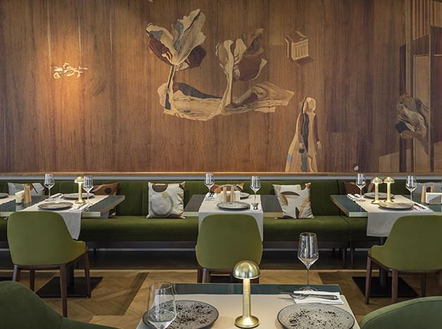 Ресторан «Панно» в Измайлово