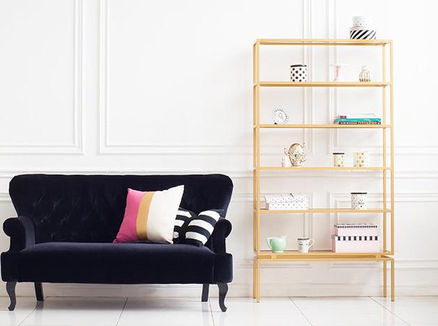 Мебель For Miss: гламур и ретро для модного интерьера