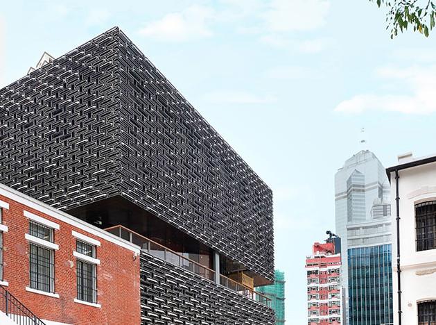 Herzog & de Meuron: арт-центр в гонконгской тюрьме