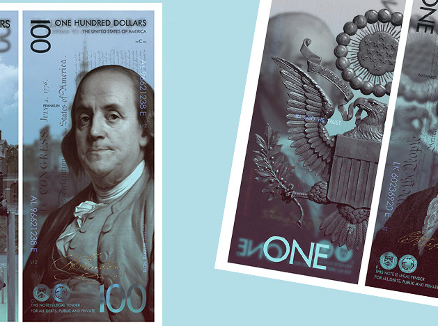Андрей Август: редизайн доллара