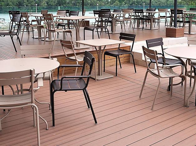 Fermob: мебель французских садов