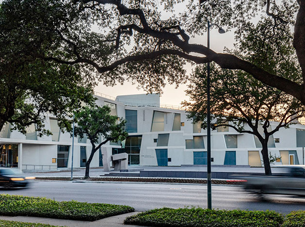 Steven Holl Architects: реконструкция Музея искусств в Хьюстоне