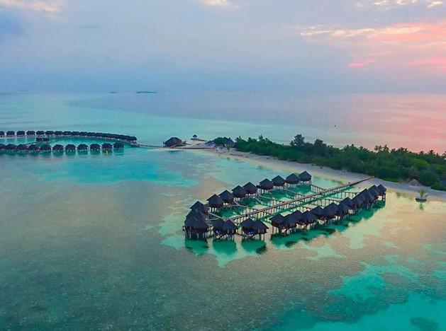 Джейсон Тейлор создает подводный музей на Мальдивах