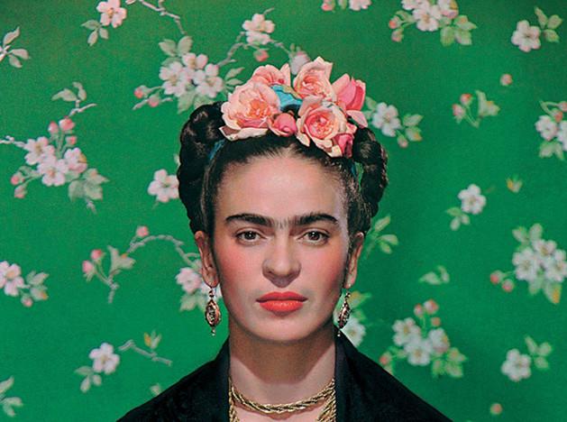Фрида Кало: создавая себя