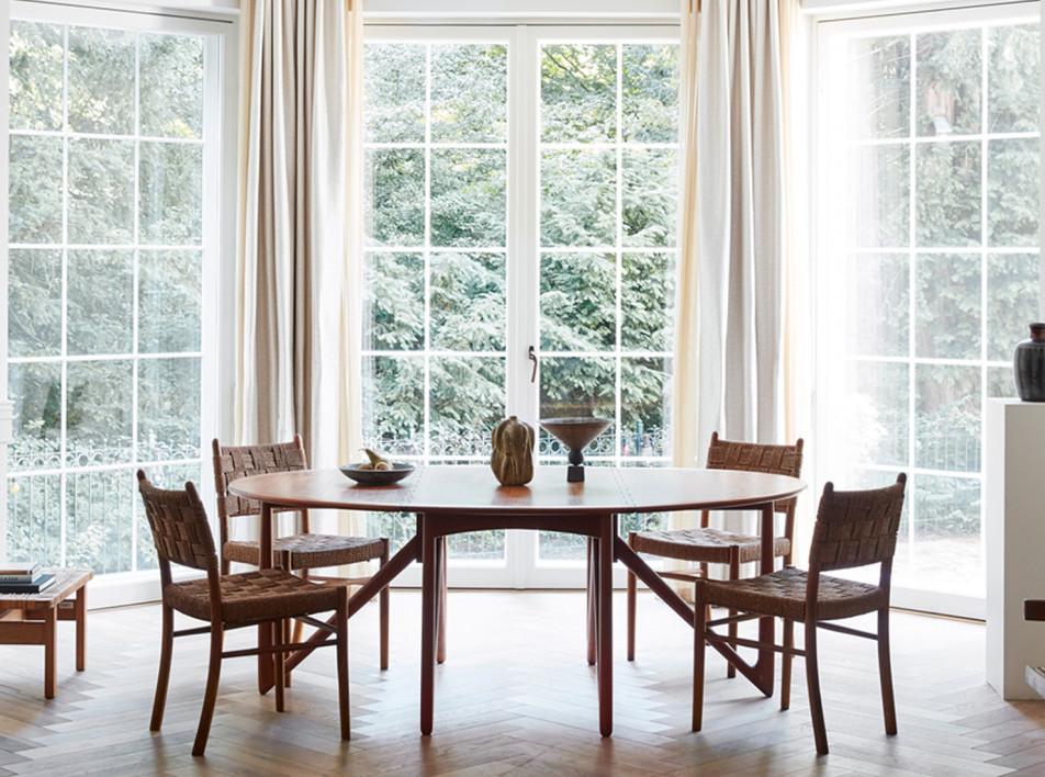 Даниэль Сиггеруд: дом возле парка в Копенгагене