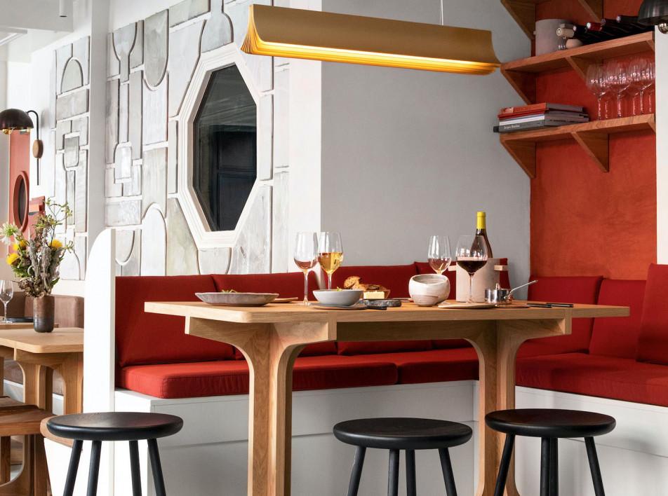 Доротея Мейлихзон: ресторан Frenchie Pigalle в Париже