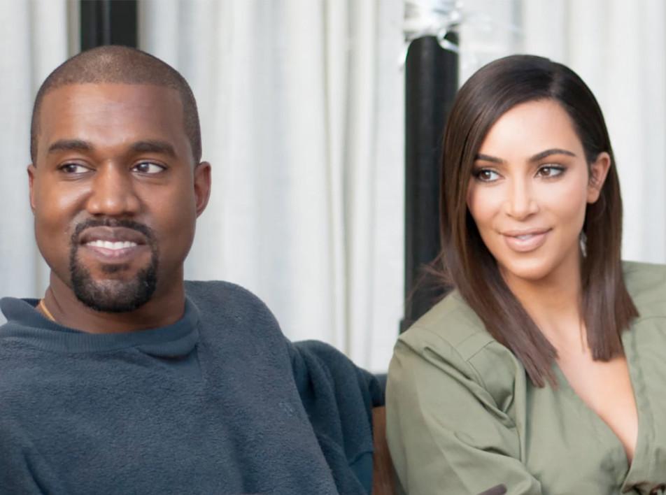Ким Кардашьян и Канье Уэст: дом в Калифорнии