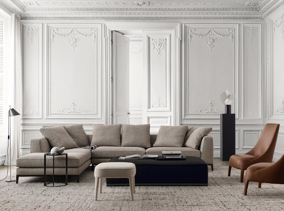 Тренды 2020/2021: мебель Антонио Читтерио и французское ар-деко