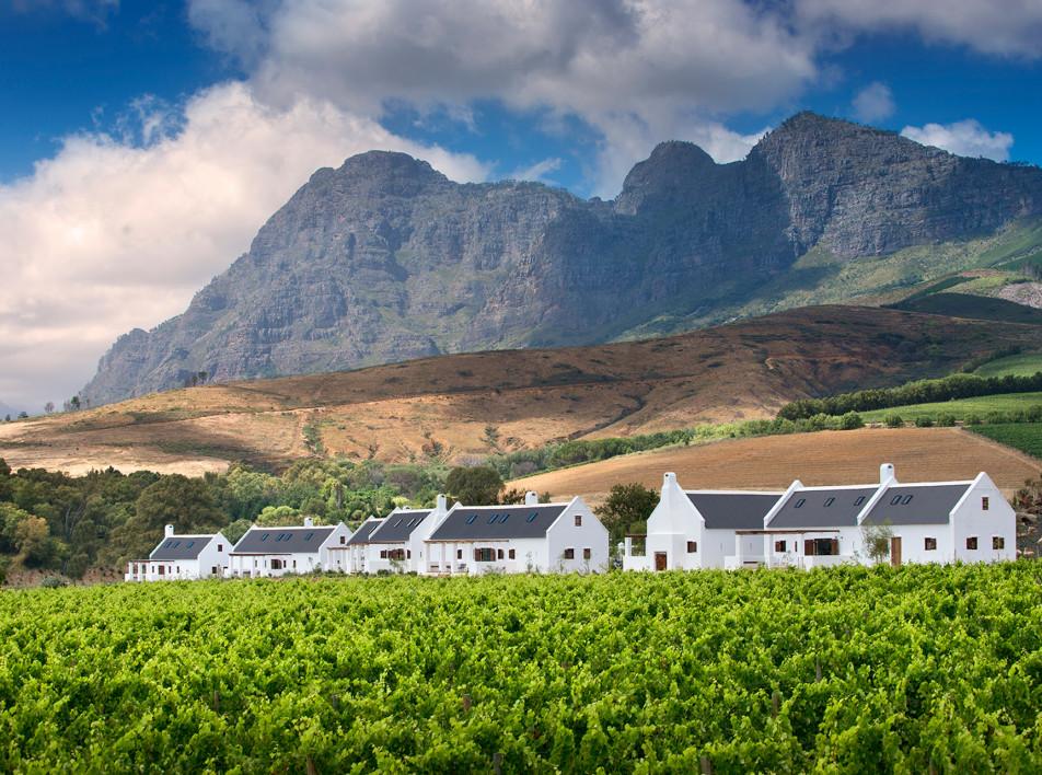 Babylonstoren: отель с фермерским садом в Южной Африке