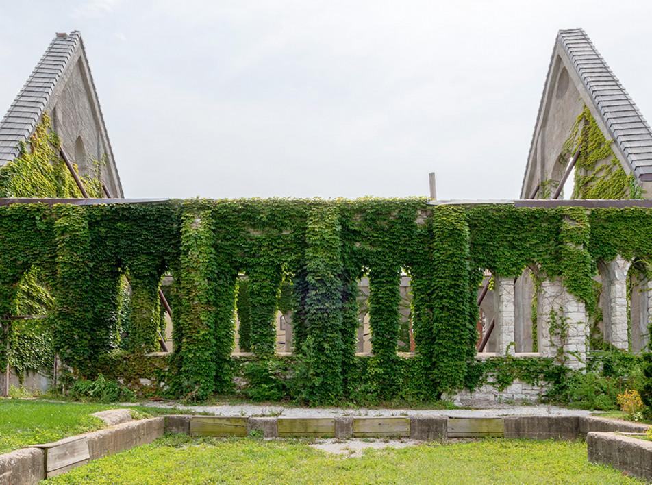 Пулитцеровский фонд искусств превратит разрушенную церковь в арт-пространство