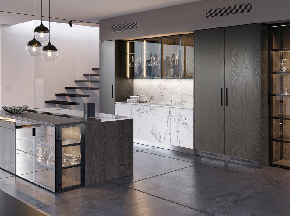 Giulia Novars: обновленная кухня Nika