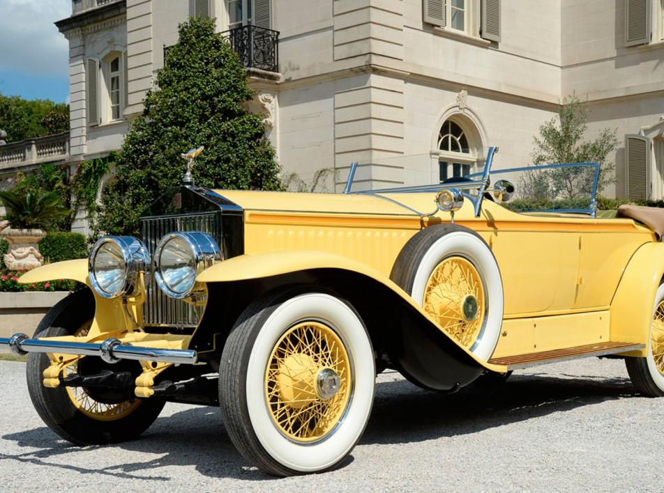 Rolls-Royce из «Великого Гэтсби» выставлен на аукцион