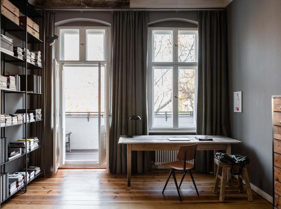 Аннабель Кутуку и Майкл Шикингер: квартира в Берлине