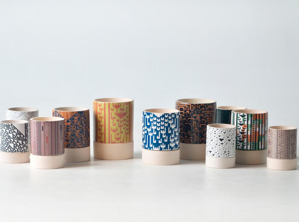 Коллекция керамики Sambul & Dasha Design