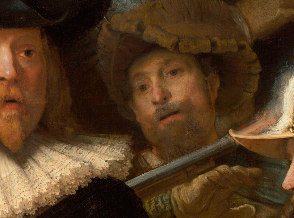 Rijksmuseum выложил фотографии «Ночного дозора» в высоком разрешении