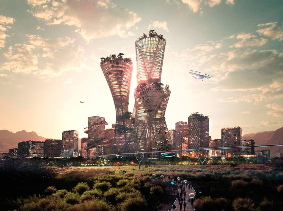 BIG: самый устойчивый город в мире