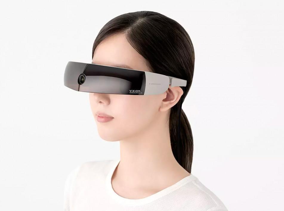 Nendo: очки для людей с ослабленным зрением