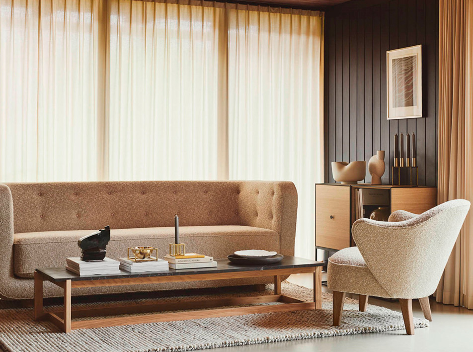 Кресла By Lassen: уютный датский дизайн