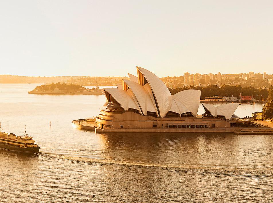 Сиднейский оперный театр: виртуальный тур