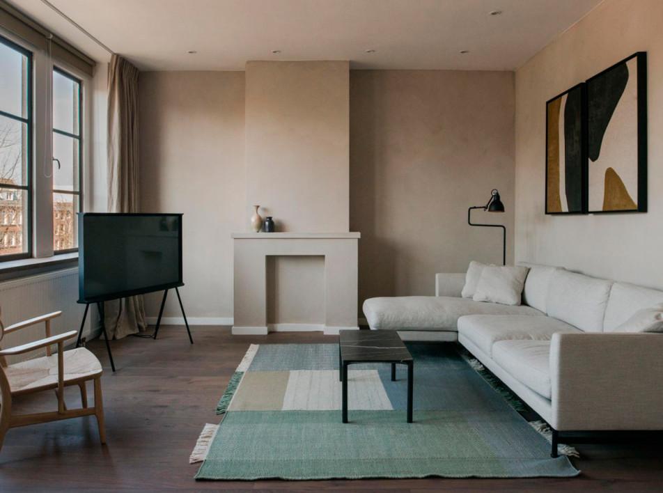Nieuw и Ibiza Interiors: квартира для ценителей дизайна в Амстердаме