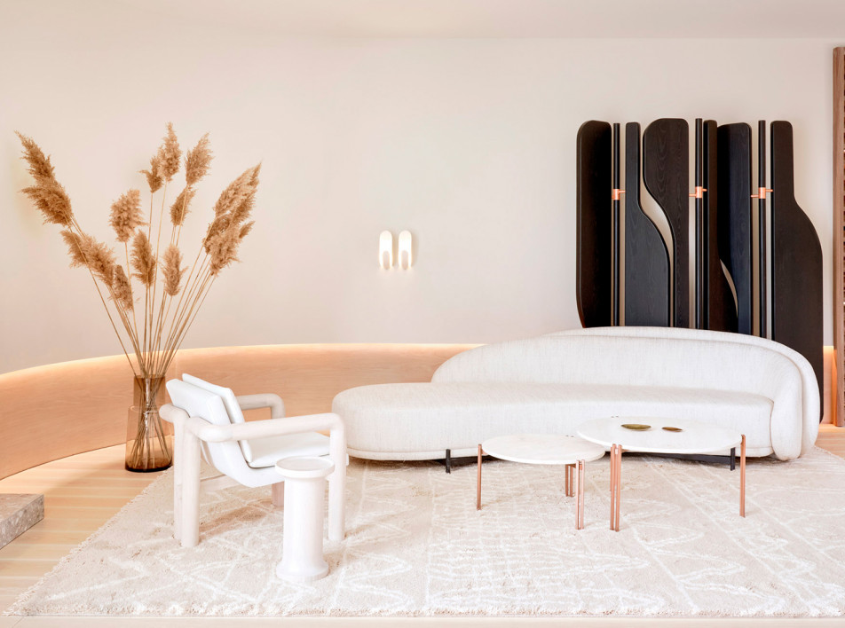 Studio Paolo Ferrari: офис продаж для девелопера