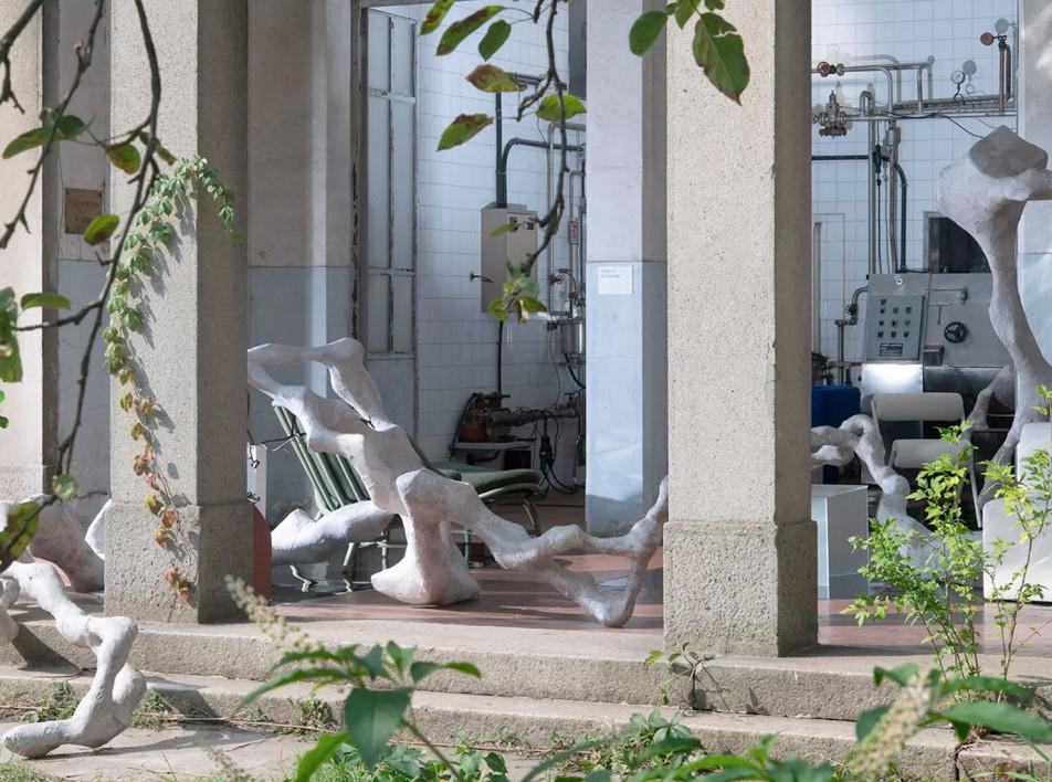 Milan Design Week 2021: футуристическая инсталляция MUT Design