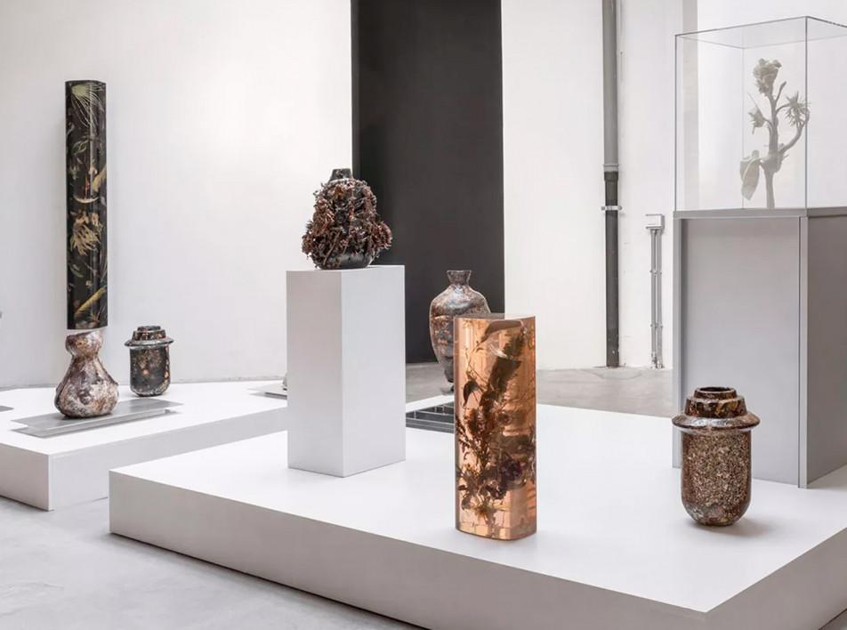 Unnatural Practice: инсталляция Марчина Русака