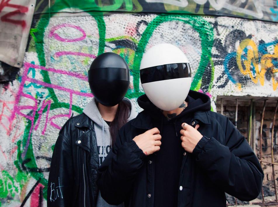 Blanc: маска для защиты и конфиденциальности