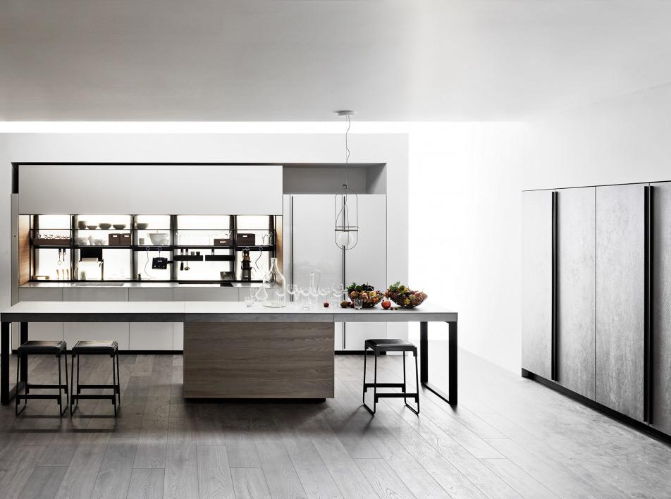 Тренды 2020/2021: эргономичная кухня Габриэле Чентаццо