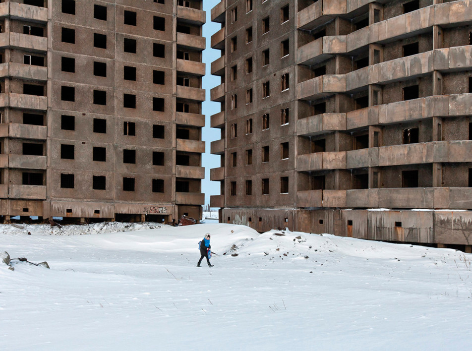 Бетонная Сибирь: советский модернизм в объективе Александра Веревкина