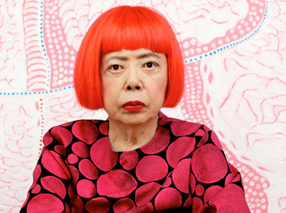 Четыре неизвестные картины Яёи Кусамы