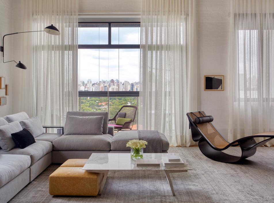Нильду Жозе: квартира в Сан-Паулу