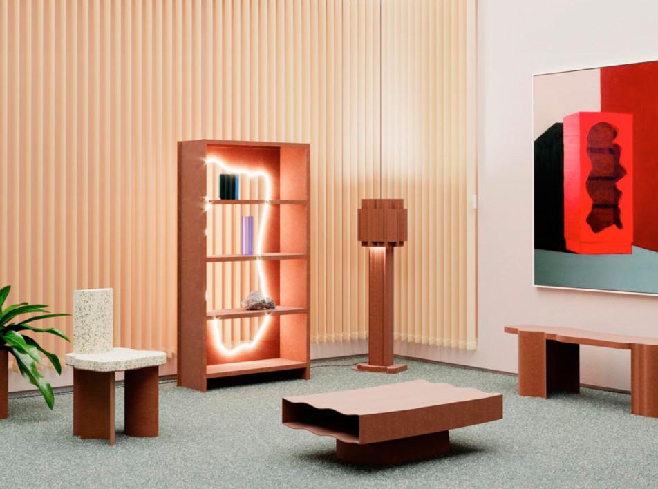 Выставка Sight Unseen Offsite проходит онлайн