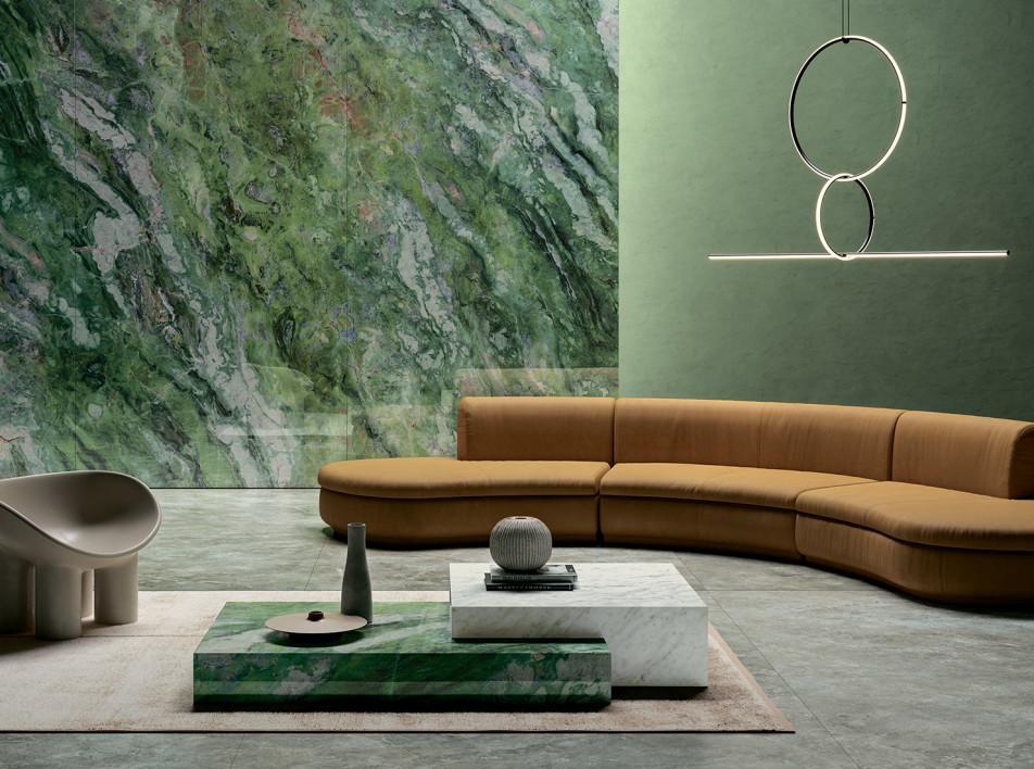 Тренды 2020/2021: покрытия с имитацией роскошного камня
