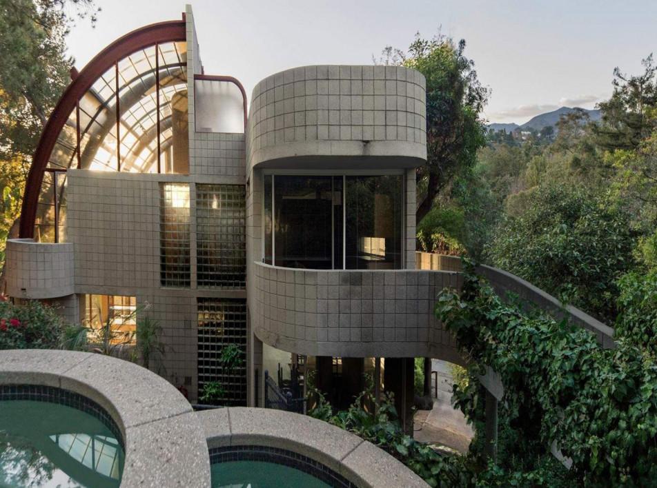 Дом по проекту Рэя Каппа в Санта-Монике